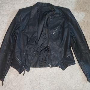 Stunning Vegan leather jacket